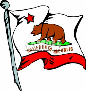 California flag clipart svg free library California Flag Clipart at GetDrawings.com | Free for personal use ... svg free library