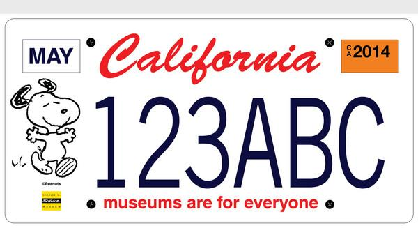 California license plate clipart picture freeuse Roadshow: Some drivers eager for new license plates picture freeuse