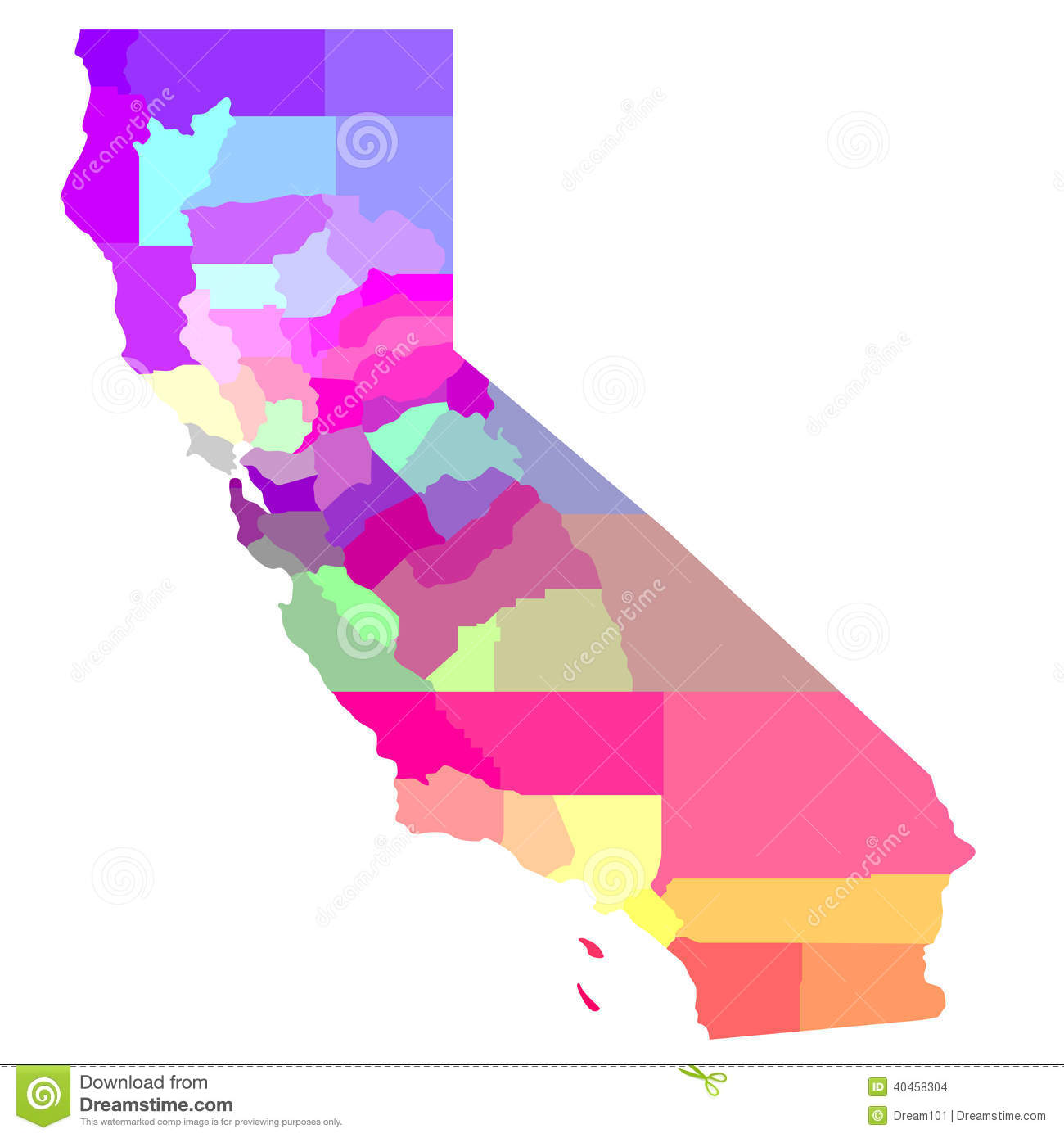 California map clipart picture black and white library California Map Royalty Free Stock Images - Image: 10324889 picture black and white library