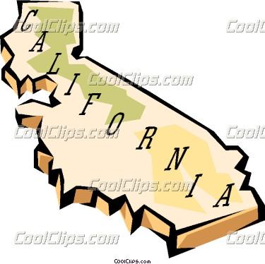 California map clipart jpg download California state map clipart - ClipartFest jpg download