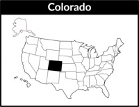 California on a us map clipart banner black and white stock Free US States Black White Outline Map Clipart - Map Clip Art ... banner black and white stock