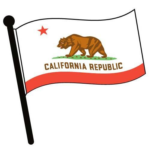 California state clipart picture free download California State Flag Clipart - Clipart Kid picture free download