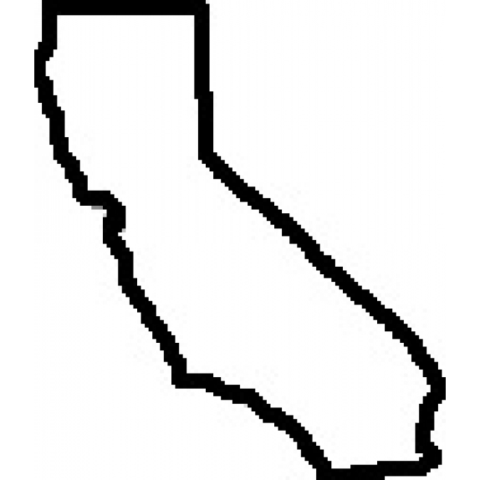 California state clipart clipart freeuse library California outline clipart - ClipartFest clipart freeuse library