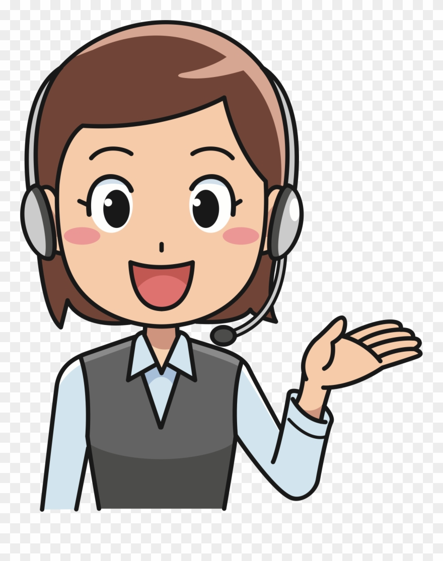 Call center images clipart graphic library stock Best Price Guarantee - Girl Call Center Agent Clipart - Png Download ... graphic library stock