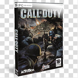 Call of duty icon clipart clipart freeuse DVD Game Icons v, Call Of Duty, Call of Duty PC case transparent ... clipart freeuse