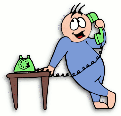 Who do you call clipart clip art free library Office Phone Call - Clip Art Library clip art free library