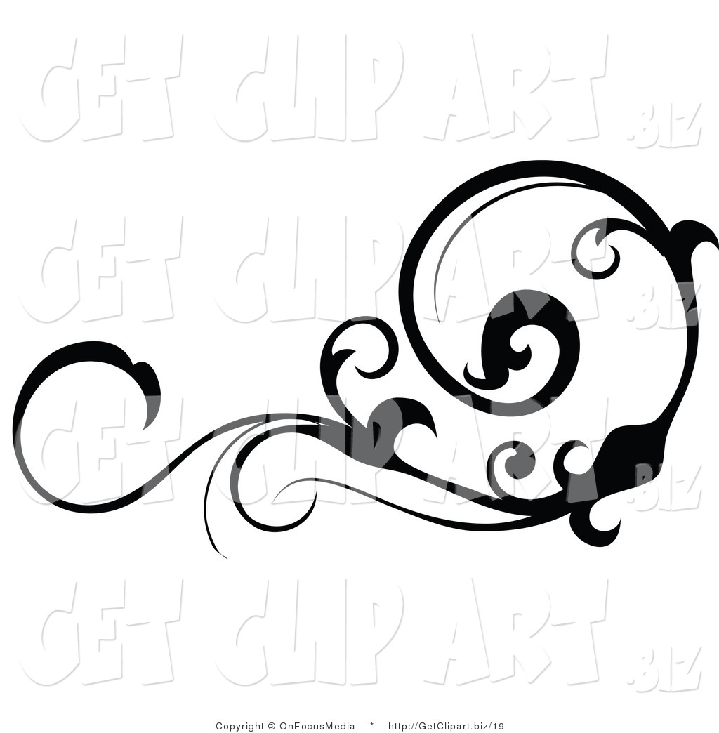 Calligraphy scroll clipart vertical vector royalty free library Simple Scroll Clipart | Free download best Simple Scroll Clipart on ... vector royalty free library