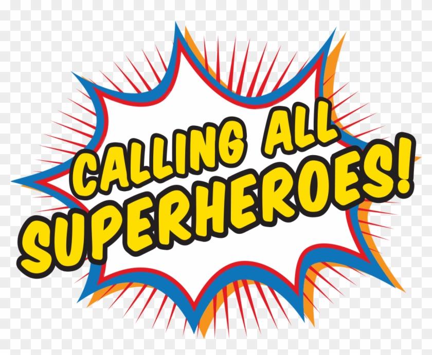 Calling all superheroes clipart clip art library library Calling All Superheroes Png - Polos Epidemik, Transparent Png ... clip art library library