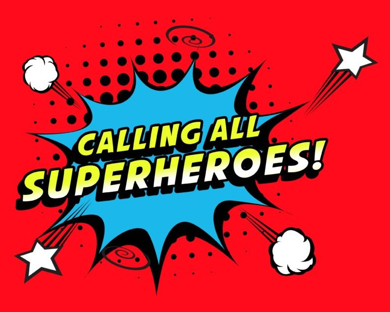 Calling all superheroes clipart image free download Calling All Superheros – Praise Fellowship Church image free download