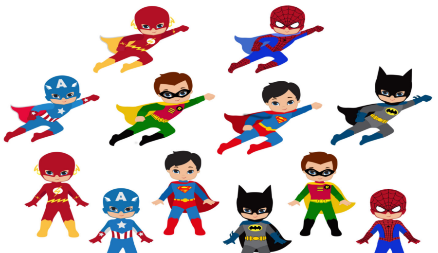 Calling all superheroes clipart picture free stock Calling all food superheroes - Gusto Pronto ltd picture free stock
