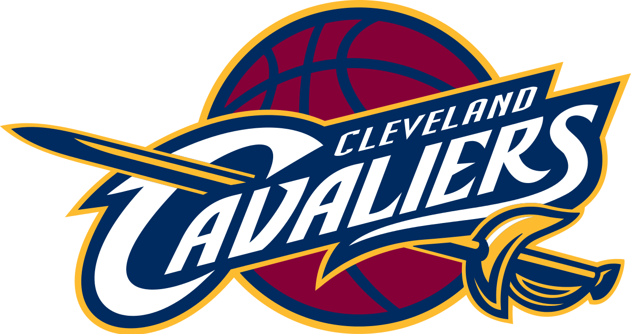 Calvalier basketball champ trophy clipart black & white banner library download Cleveland Cavaliers: The Cavs have gone through a bunch of different ... banner library download