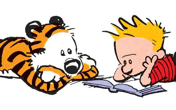 Calvin and hobbes clipart free svg royalty free download Today on Calvin and Hobbes - Comics by Bill Watterson - GoComics svg royalty free download