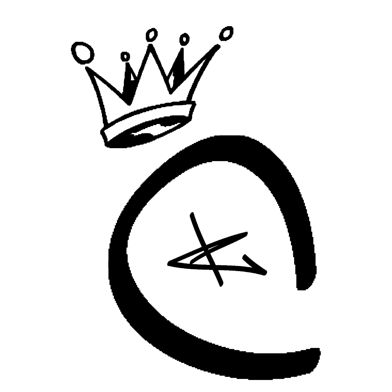 Calvin claein clipart vector transparent library Ck Logo Black Copy | Free Images at Clker.com - vector clip art ... vector transparent library