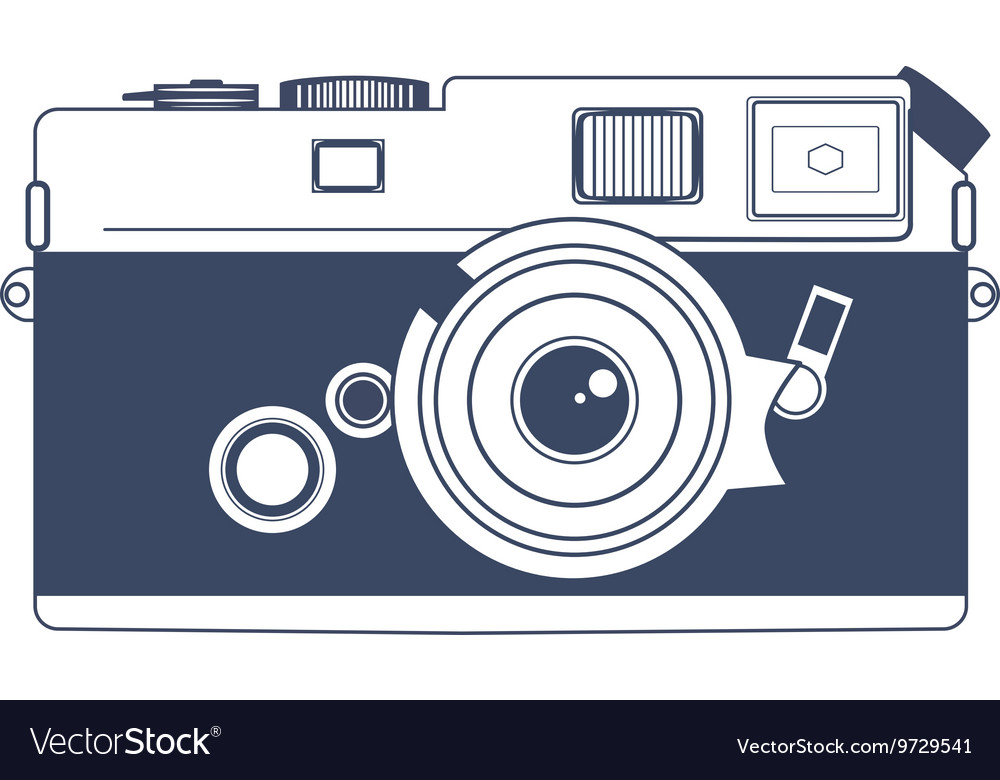 Camara clipart vector transparent download Vintage Camera Clipart Art vector transparent download