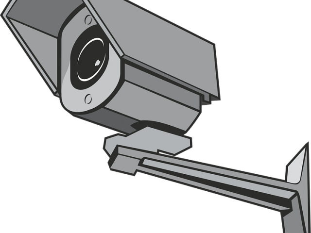 Camaras de seguridad clipart vector freeuse library HD Cctv Clipart Operation Png - Dibujos De Camaras De Seguridad ... vector freeuse library