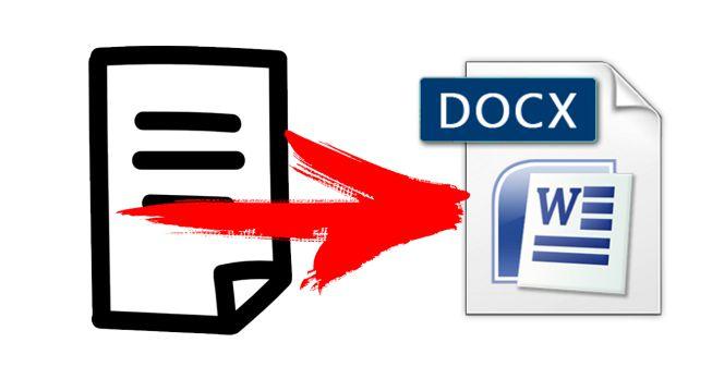 Cambiar formato de pdf a clipart image black and white Cómo pasar cualquier texto en papel a Word con una simple foto ... image black and white