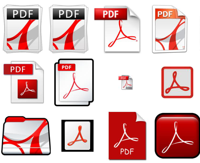 Cambiar formato de pdf a clipart png black and white library Como convertir PDF a PowerPoint png black and white library