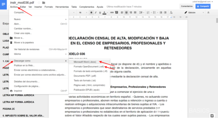 Cambiar formato de pdf a clipart graphic stock PDF a texto: Cómo convertir un PDF a Word u ODT online y sin ... graphic stock