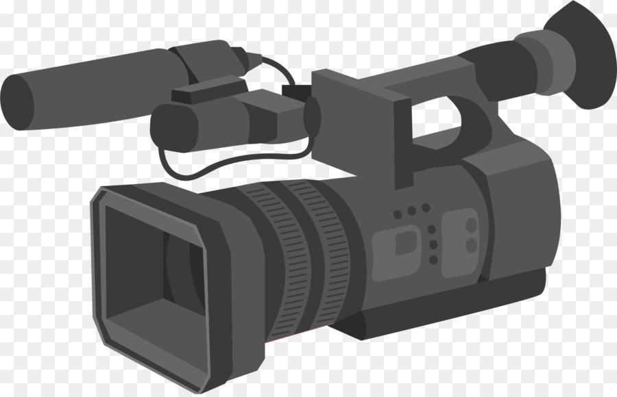 Camcorder clipart clipart black and white library Camera Cartoon clipart - Camera, transparent clip art clipart black and white library