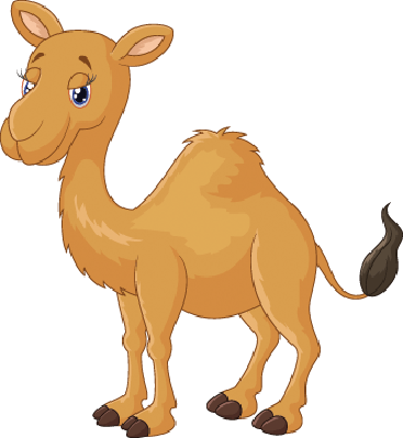 Clipart camel graphic library library Cartoon Camel | Clipart | PBS LearningMedia graphic library library