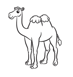 Camel clipart outline vector black and white download Camel Outline Vector Images (over 760) vector black and white download