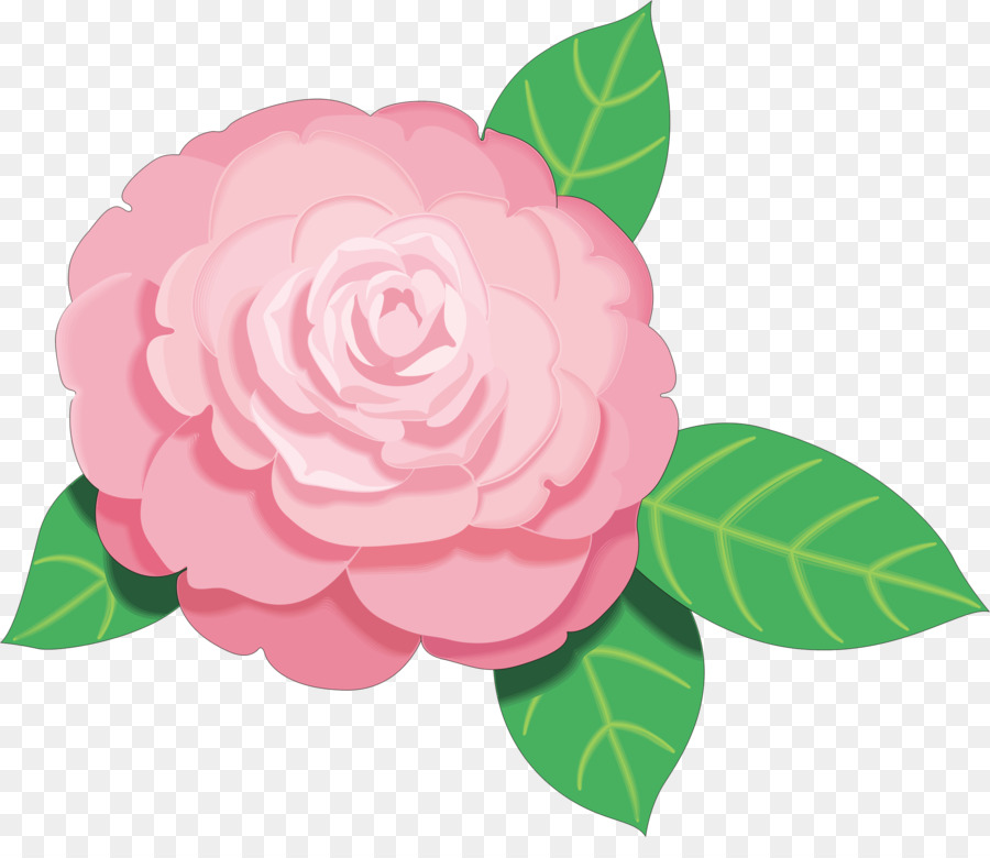 Camella clipart banner royalty free library Flower Line Art png download - 2296*1941 - Free Transparent Pink ... banner royalty free library