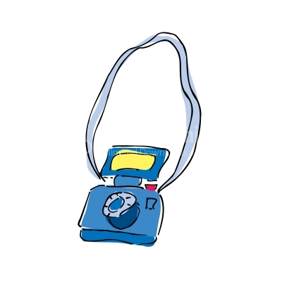 Camera and strap clipart clipart transparent Strap Cliparts - Cliparts Zone clipart transparent