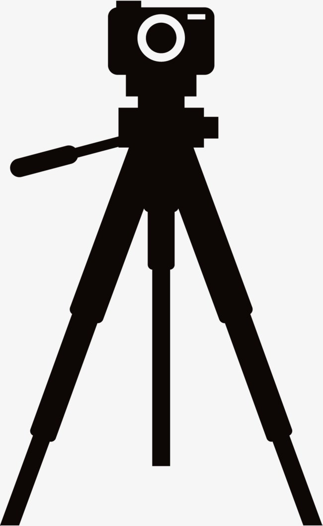 Tripod clipart banner freeuse download Camera on tripod clipart 1 » Clipart Portal banner freeuse download