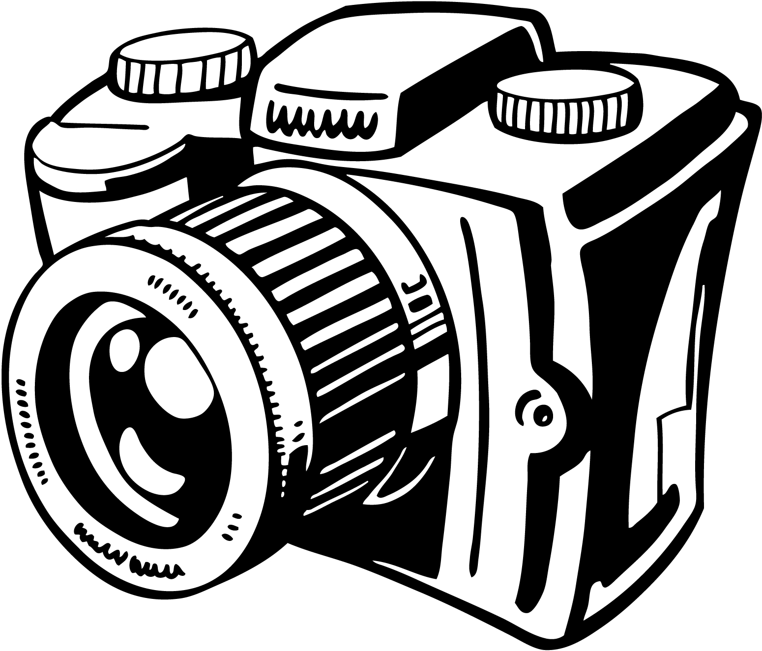 Camera black and white clipart svg black and white library 57+ Camera Clipart Black And White | ClipartLook svg black and white library
