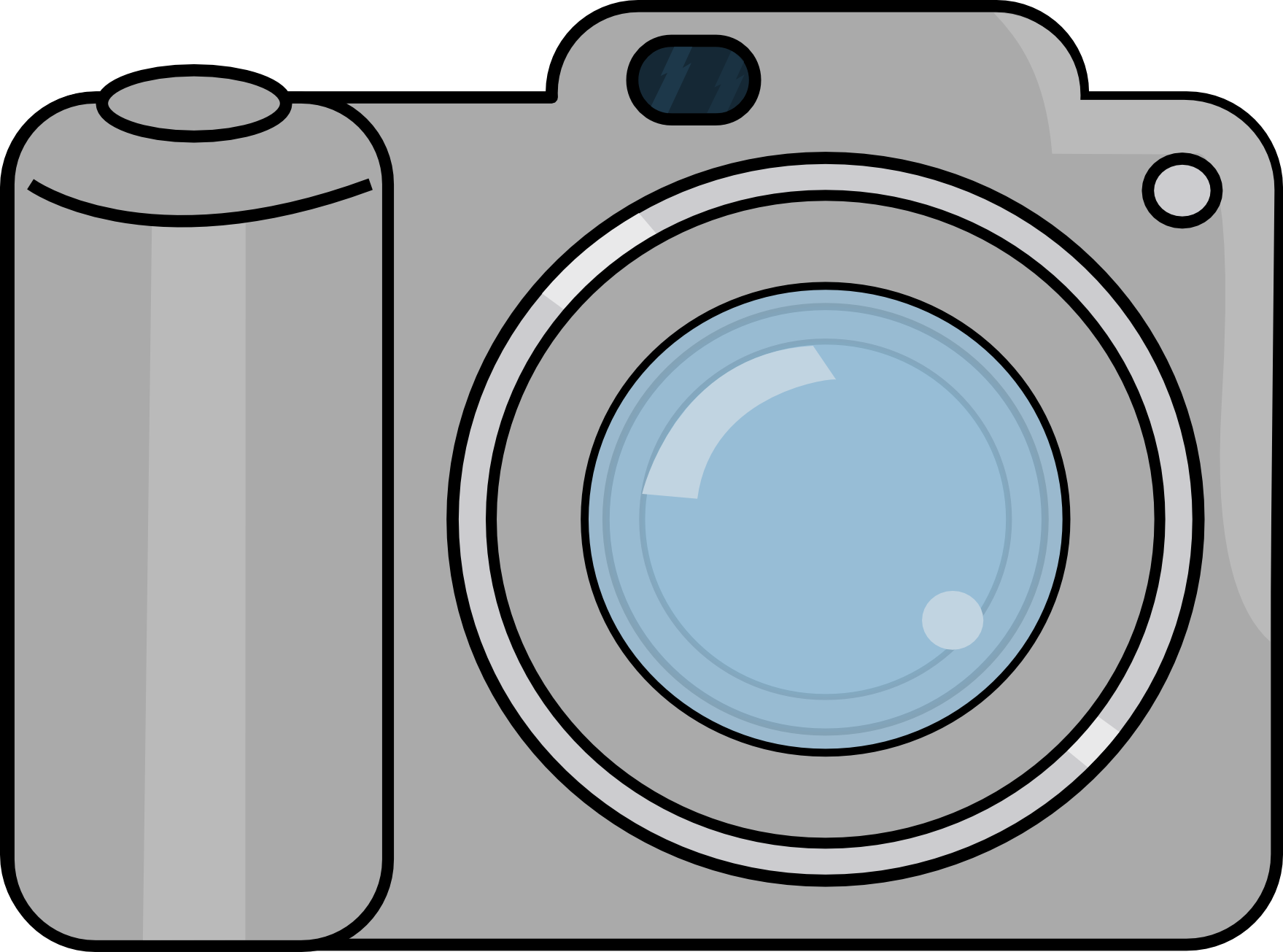 Camera clipart cute banner freeuse stock Free Camera Cliparts, Download Free Clip Art, Free Clip Art on ... banner freeuse stock