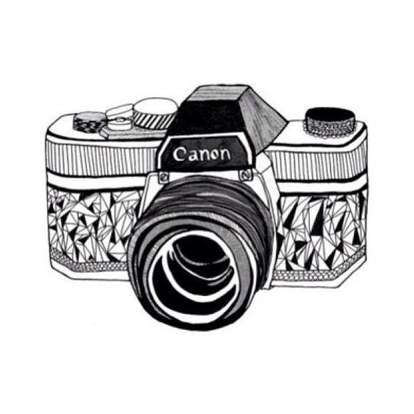 Camera clipart tumblr