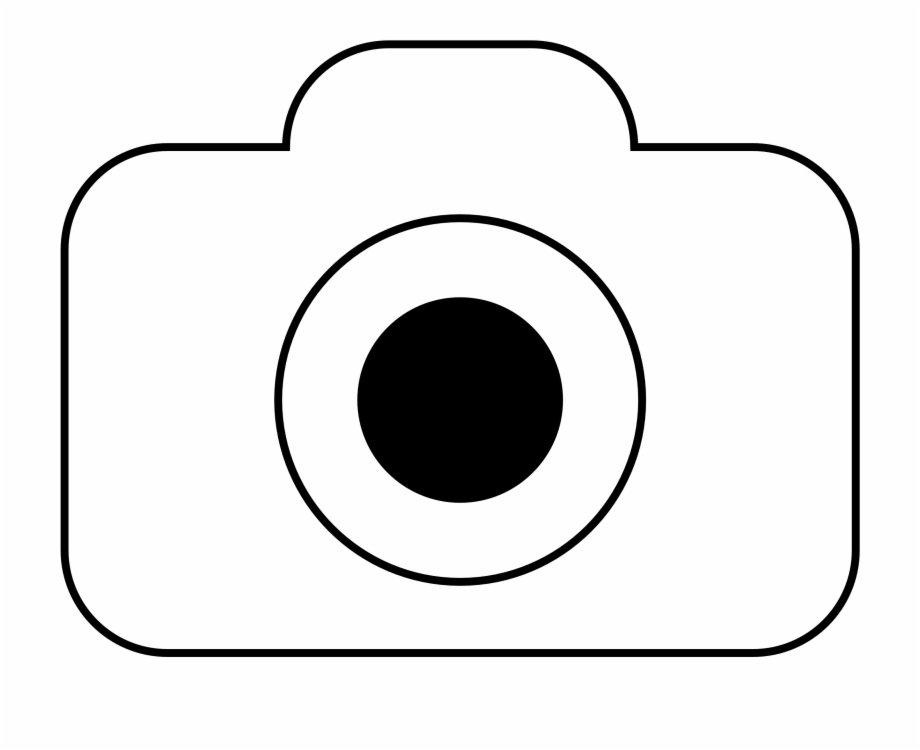 Camera clipart white svg royalty free library Camera Clipart Black And White - Camera Vector Png White {#137470 ... svg royalty free library