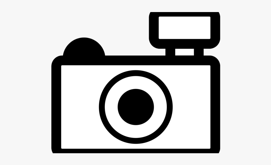 Camera clipart white clip art royalty free download Photography Clipart Phone Camera - Black And White Camera Clipart ... clip art royalty free download