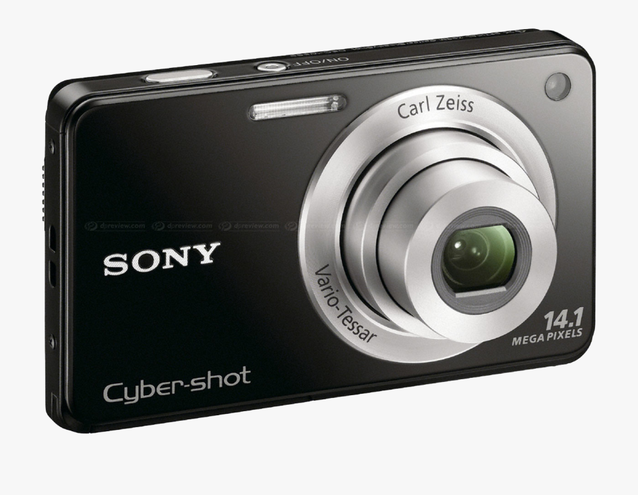 Camera digital clipart free download Sony Digital Camera Png Clipart - Sony Cyber Shot Dsc W560 #661027 ... free download
