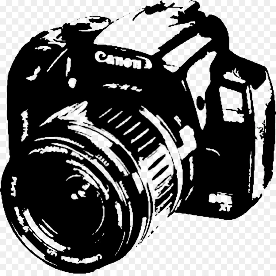 Camera dslr clipart graphic library download Canon Camera clipart - Camera, Drawing, Font, transparent clip art graphic library download