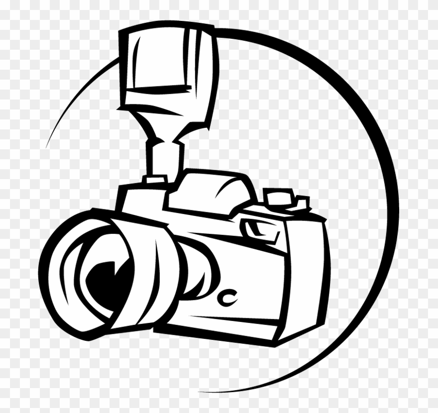 Camera dslr clipart jpg royalty free stock Camera Line Art - Dslr Camera Clipart Png Transparent Png (#63073 ... jpg royalty free stock