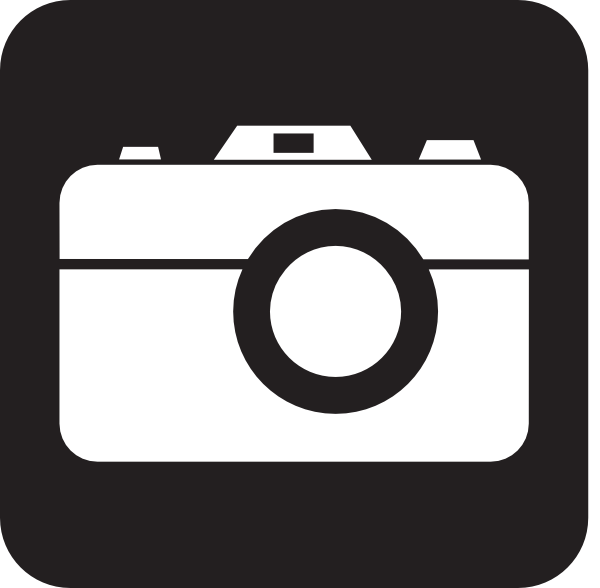 Camera logo clipart file png black and white stock Camera-logo SVG Clip arts download - Download Clip Art, PNG Icon Arts png black and white stock