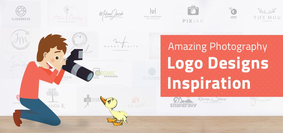 Camera logo design inspiration clipart jpg freeuse download 80+ Creative Photography Logo Designs Ideas 2018 - Logowhistle jpg freeuse download