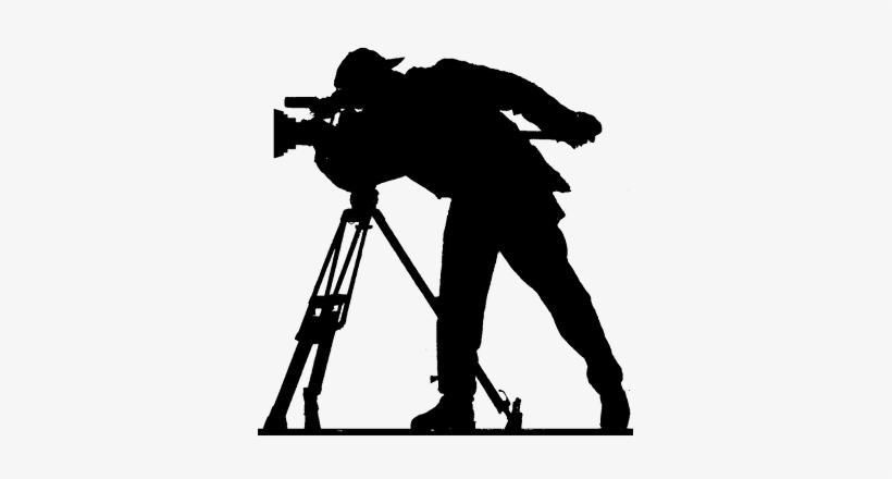 Camera man cliparts clip transparent stock Clipart Info - Camera Man Clip Art - 345x360 PNG Download - PNGkit clip transparent stock