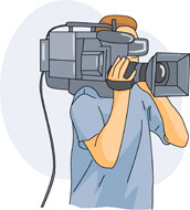 Cameraman images clipart picture freeuse library Search Results for cameraman - Clip Art - Pictures - Graphics ... picture freeuse library