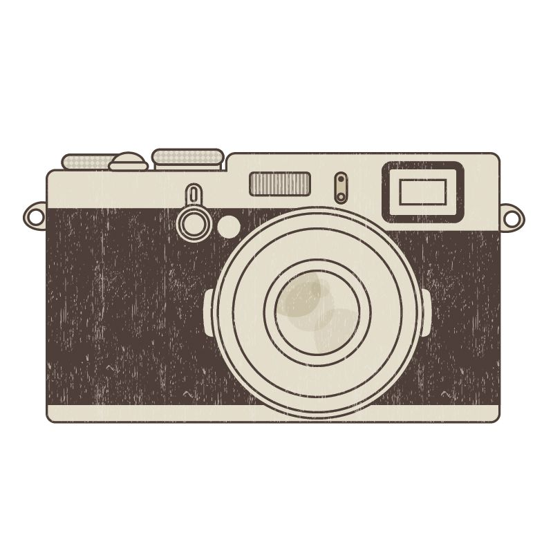 Camera old clipart png freeuse retro shabby photo camera clip art - that we could use for party for ... png freeuse