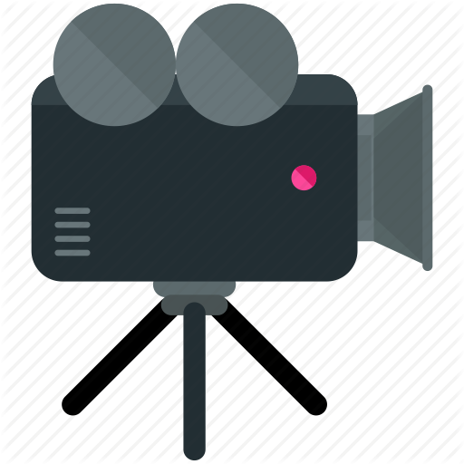 Camera studio clipart