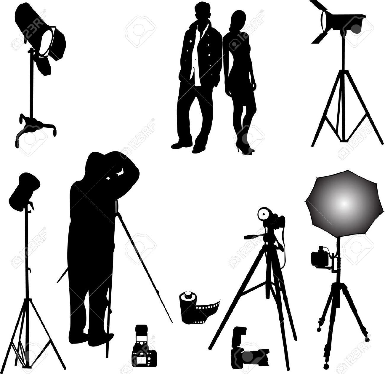 Camera studio clipart stock photography studio: photo | Clipart Panda - Free Clipart Images stock