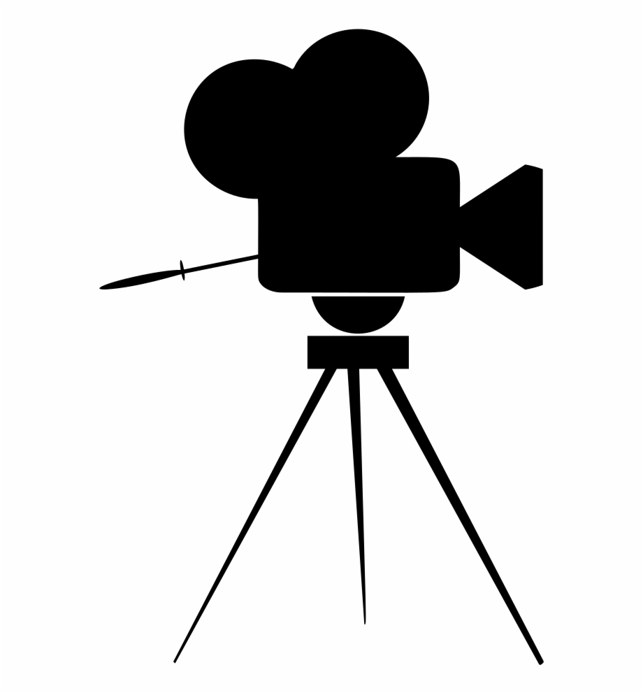 Camera vector clipart png library stock Vintage Movie Camera Icon - Film Camera Vector Png Free PNG Images ... png library stock