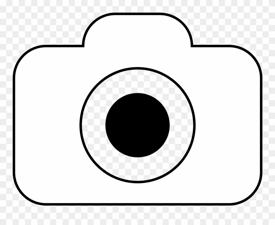 Camera vector clipart free png black and white Clipart Camera Free Free Clipart Images - Camera Vector Png White ... png black and white