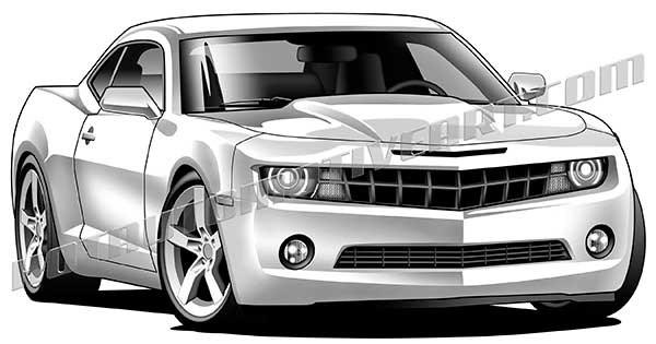 Camero clipart svg download Chevy camaro clipart 4 » Clipart Portal svg download