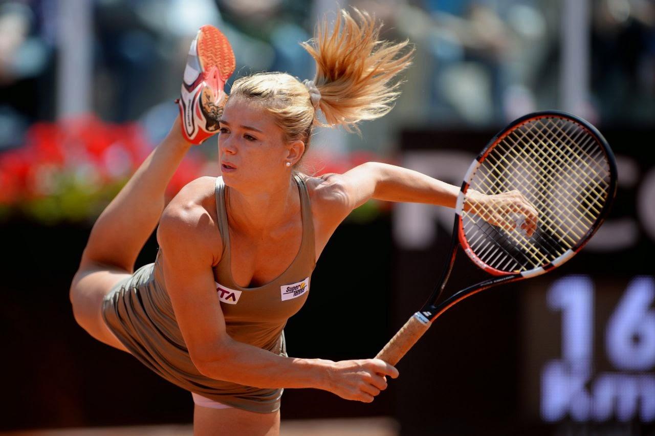 Camila giorgi clipart picture freeuse download A resurgent Venus draws a compelling match-up | Tennis Junkie picture freeuse download