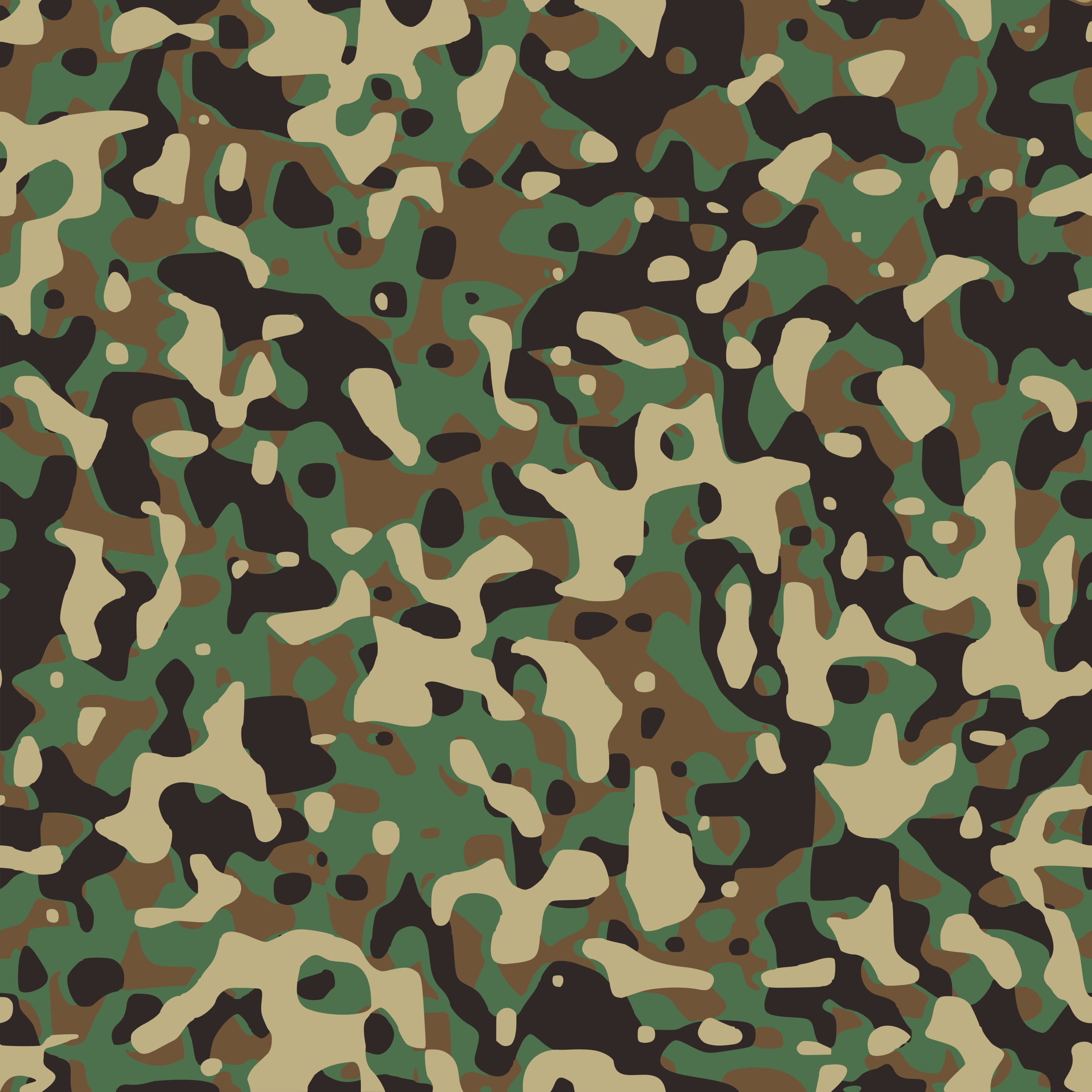 Camo background clipart image library library Army Camouflage Background Clipart - Clip Art Library image library library
