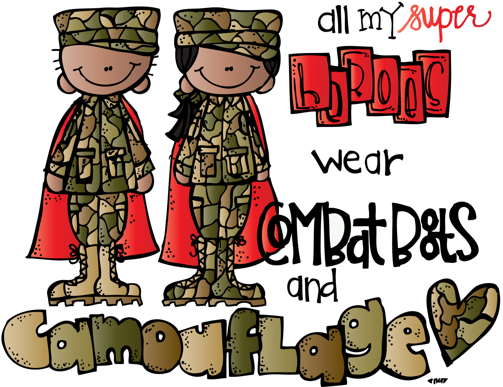 Free clipart veterans day star svg library MelonHeadz: Happy Veterans Day! svg library