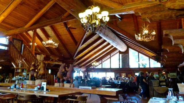 Camp 18 library RV Wheel Life » Blog Archive » Camp 18 in northern Oregon includes ... library